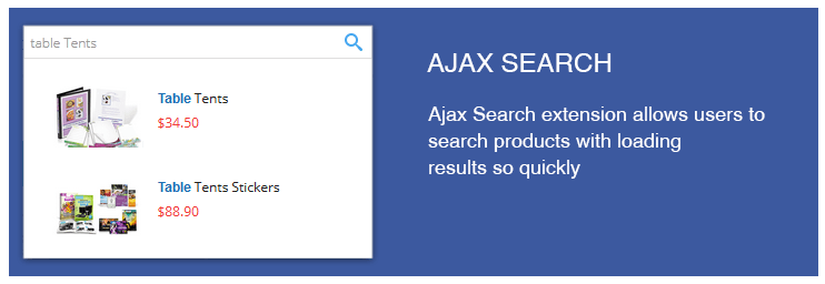 cms mart ajax search printmart template for vm