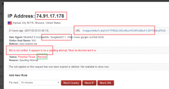 blocking_a_hacking_attempt_with_false_googlebot_useragent